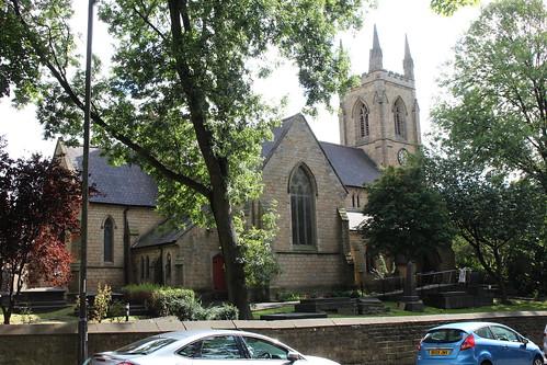 Christ Church, Pitsmoor, Sheffield