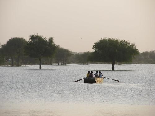 Lac de Jaisalmer