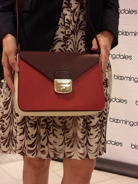 Heavy on Fashion at Bloomie's Bloggers & Breakfast