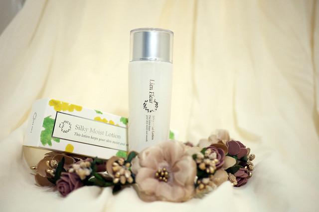 Lien Fleur, 化妝水, , 日本, 推薦, 無添加, 保濕, 護髮染,角質