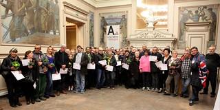 Concours Maisons fleuries et Jardins collectifs : remise des prix