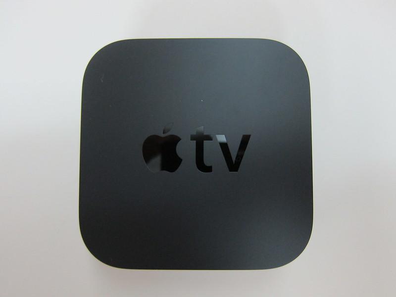 Apple TV (4th Generation) - Top
