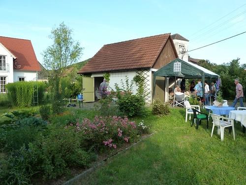 2011-07-16 Grillfest bei Wilfried