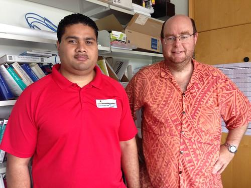Grant 2014 - PICSOC - Niue
