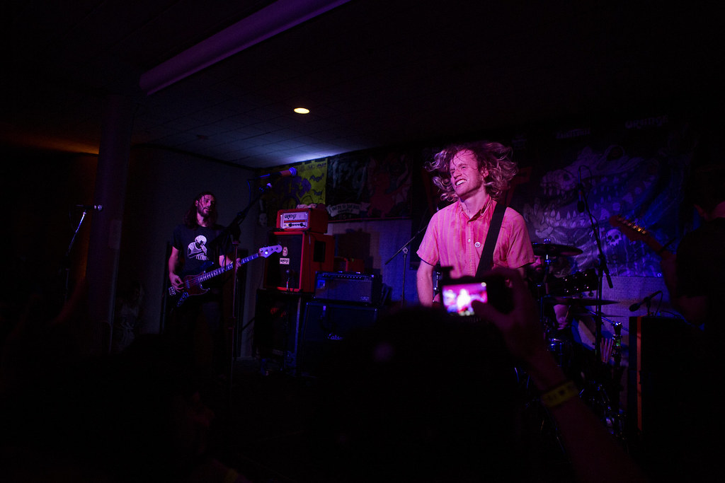 The Sidekicks @ The Wooly | 10.30.15 | Fest 14