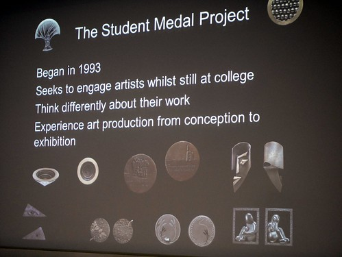 Art Medals: History, Philosophy and Practice - Symposium - 12
