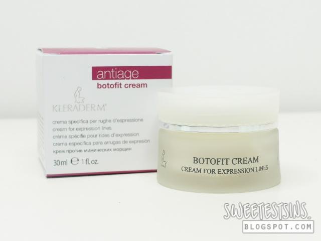 kleraderm antiage botofit cream review