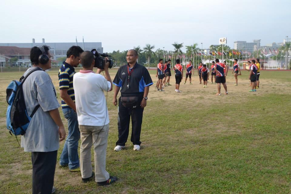 Sekolah Sultan Alam Shah antara sekolah SBT yang telah dipilih untuk menjalani rakaman bagi program JUARA MINDA