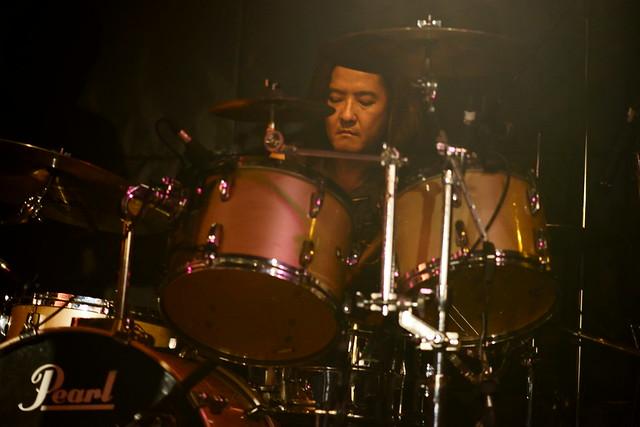 Tangerine live at Outbreak, Tokyo, 25 Nov 2015. 093