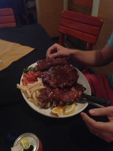 Dinner at Napolitana