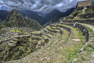 Image of Machu Picchu. revisar