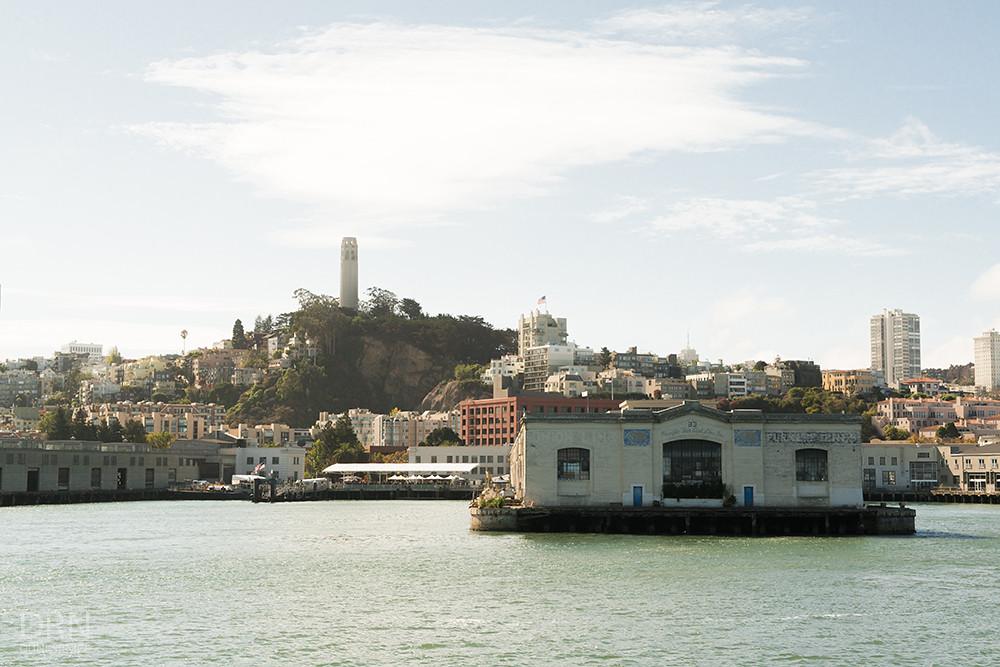 Alcatraz Island, San Francisco.