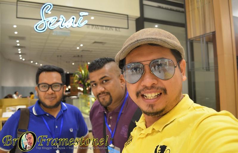 Serai @ Pavillion, Kuala Lumpur