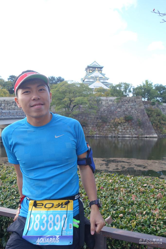 大阪馬拉松-跑步-07