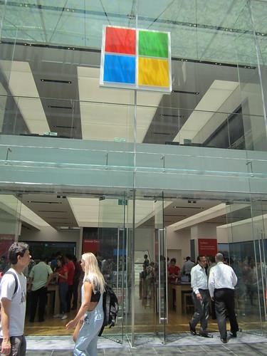 Microsoft Store, Sydney