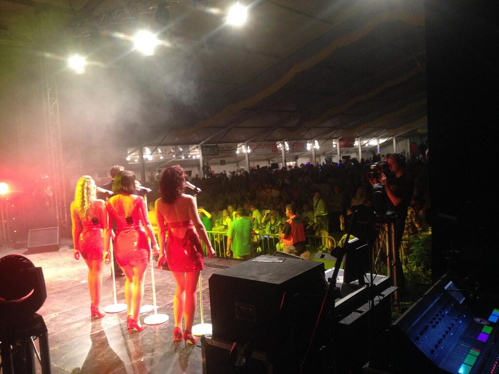 Schlagerfestival Mils 2015