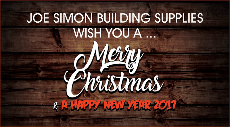 Joe Simon Building Supplies - Christmas 2016