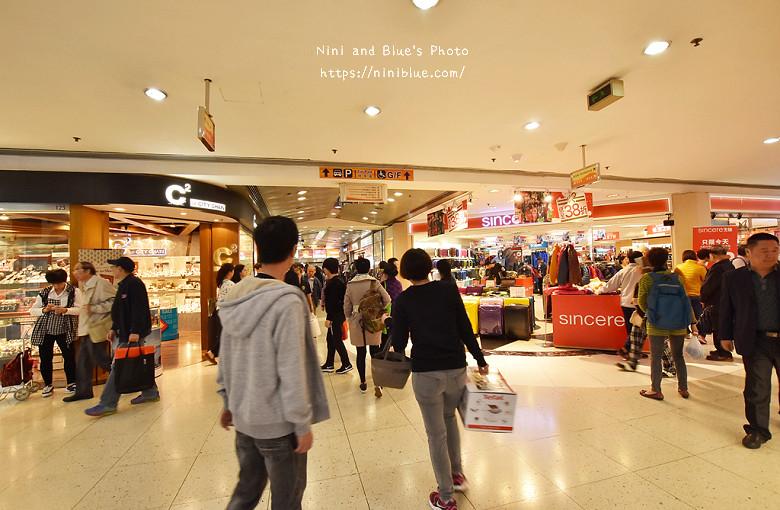 香港西九龍中心逛街商場35