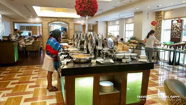 Richmonde Hotel Ortigas via Traveloka