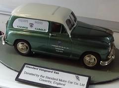 Standard Vanguard Van (1:43 scale)
