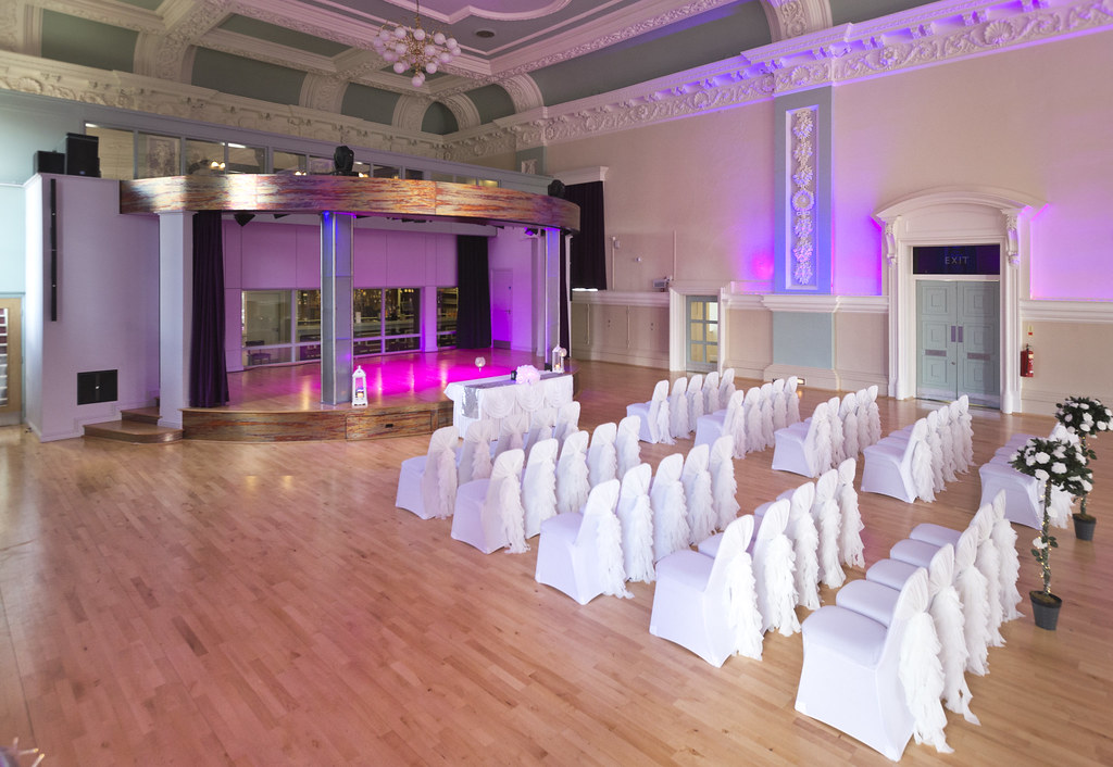 Hyndburn Leisure_Wedding Open Day38