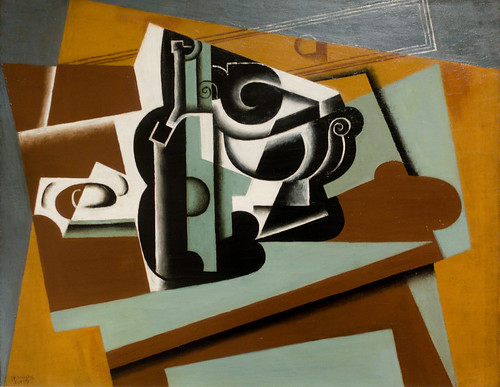 Juan Gris, Still Life, 1917 | by Sharon Mollerus