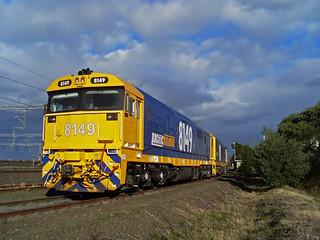 8149 at Boral siding