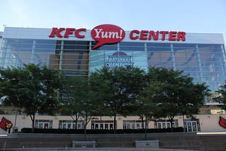 KFC Yum Center, Louisville, KY