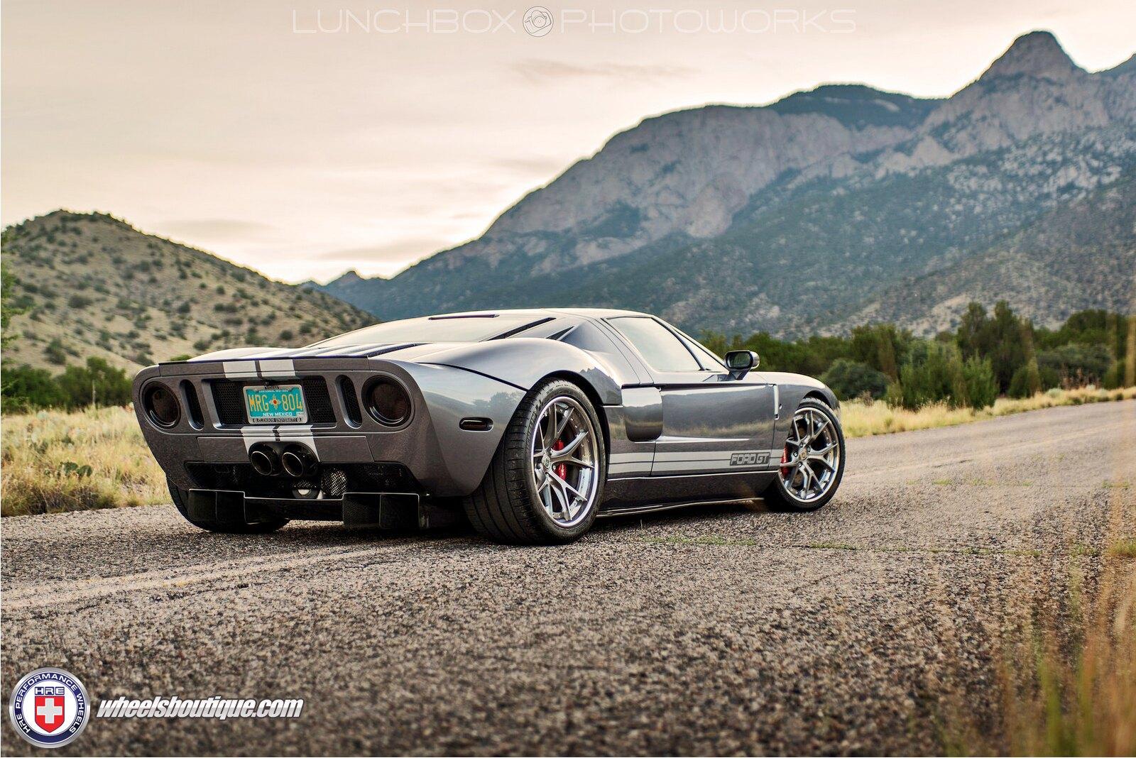Michelin Pilot Sport >> Wheels Boutique - Ford GT x HRE S101