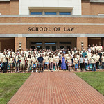 WFU Law 1L group photo 2015