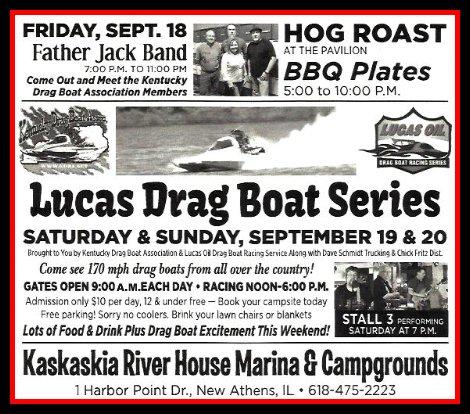 Drag Boats 9-18,19,20-15
