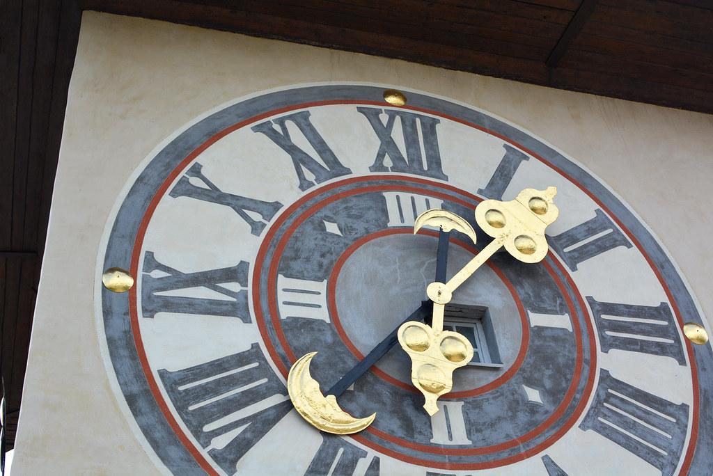 Graz_Uhrturm-Uhr