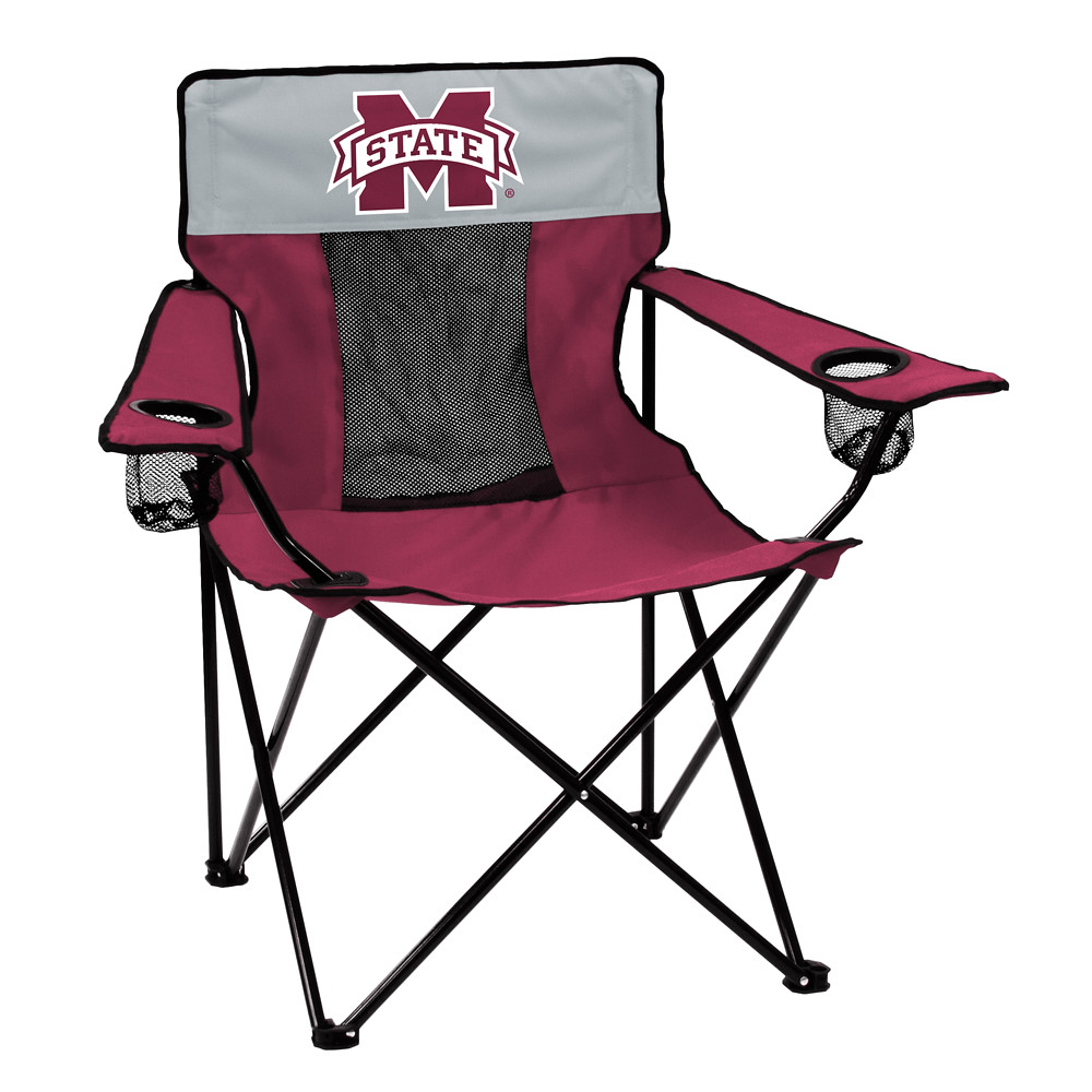 Mississippi State Elite TailGate/Camping Chair