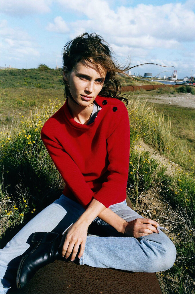 Марина Вакт — Фотосессия для «M Le Monde» 2015 – 6