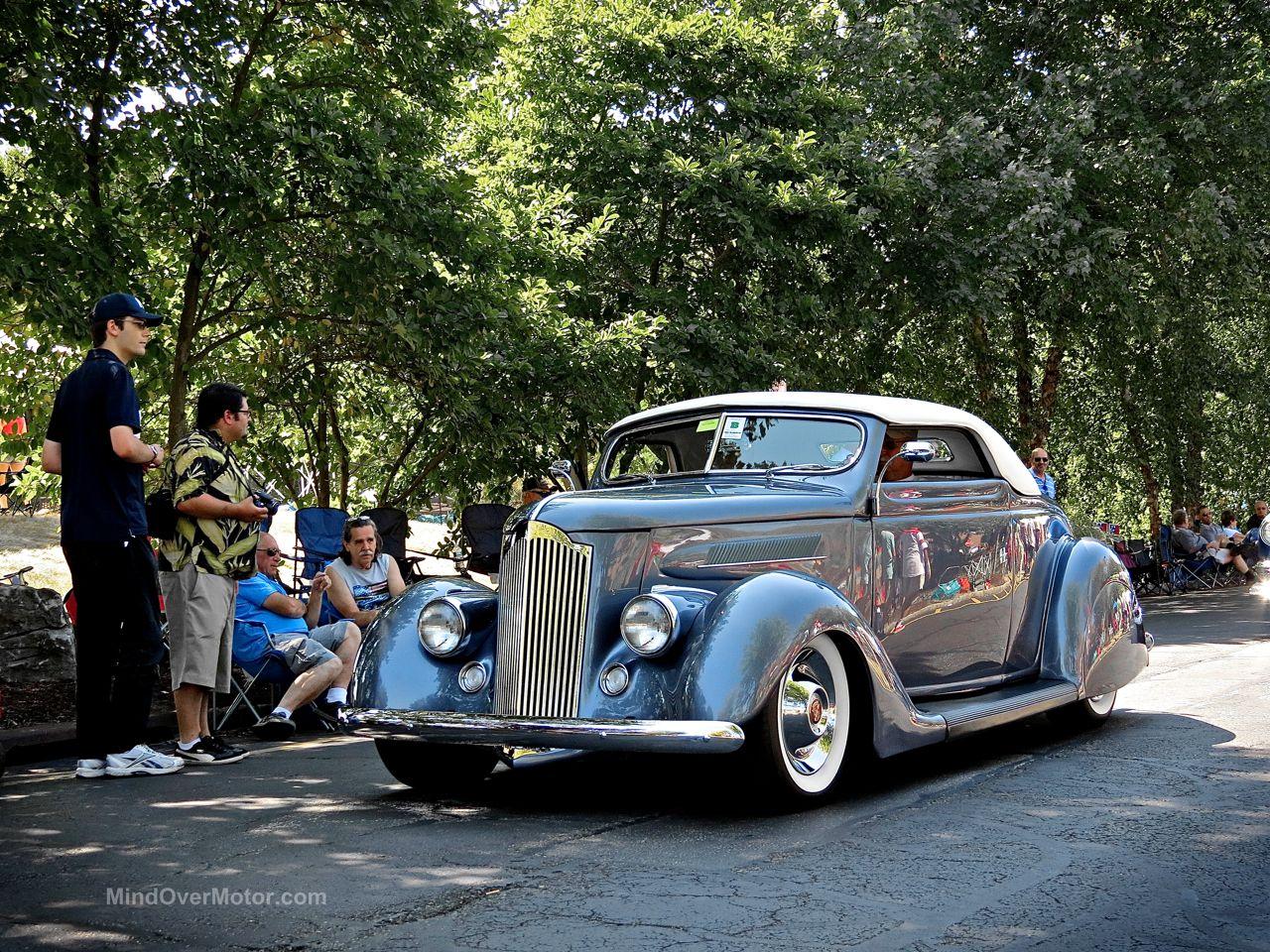 Lead East Packard Custom