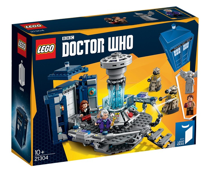 [LEGO] Licence Doctor Who 21354435244_754f3a3a03_b