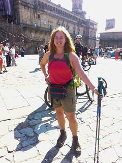 Finishing the Camino