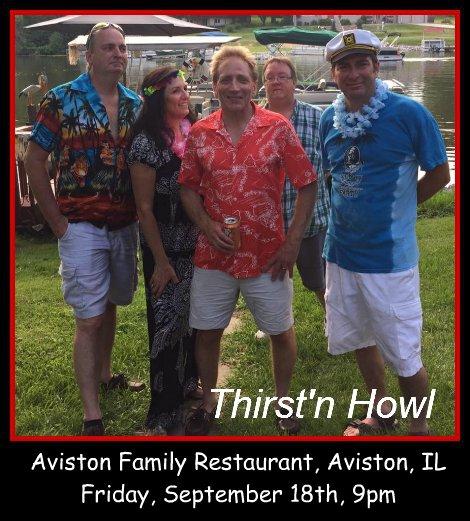 Thirst'n Howl 9-18-15