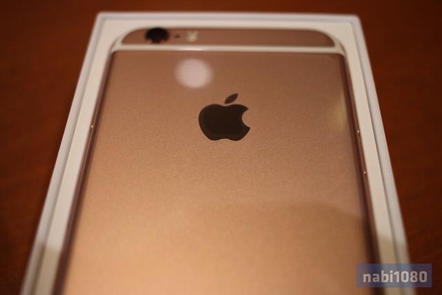iPhone 6sローズゴールド08