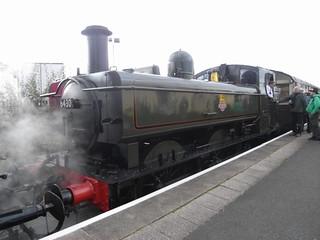 GWR pannier tank 6430