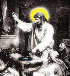 God as a DJ