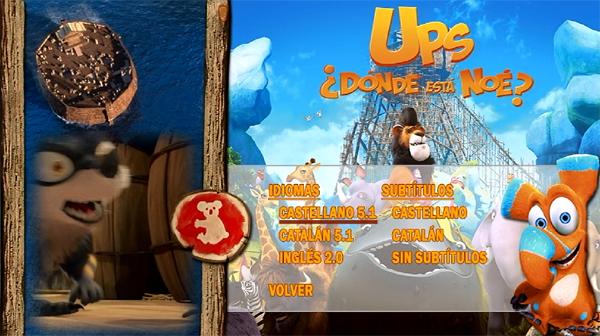 21797340123 7243a87672 o - ¡Ups! ¿Dónde está Noé? [DVD5][Castellano, Catalán, Inglés][Animación][2015][MEGA]