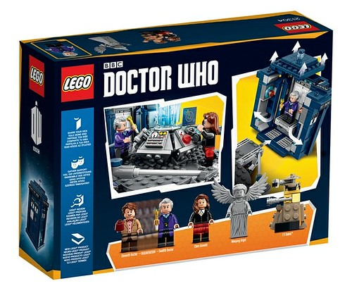 LEGO 21304 Doctor Who 3