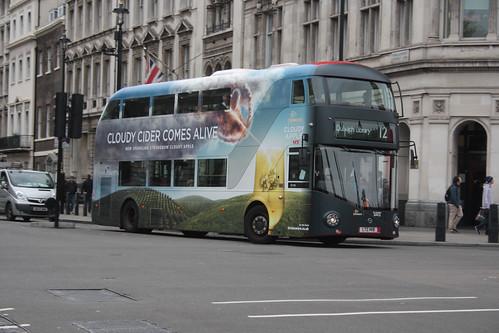 London Central LT418 LTZ1418
