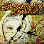 SHADOWS FALL THE ART OF BALANCE WHITE VINYL