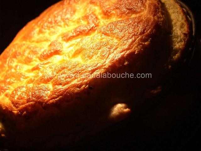 Soufflé au Fromage en Croûte Feuilletée © Ana Luthi Tous droits réservés 005
