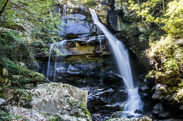 Big Bradley Falls - 2