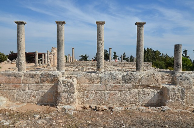 The Sanctuary and Temple of Apollo Hylates at Kourion, Cyprus