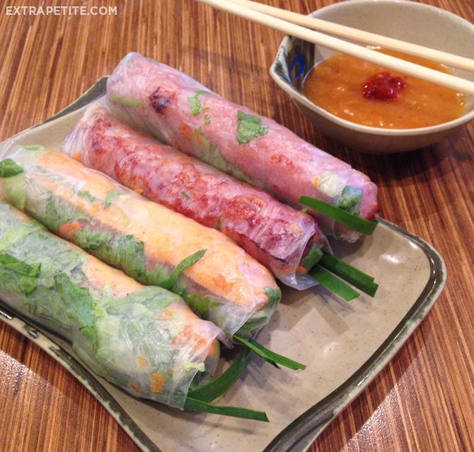 brodard vietnamese spring rolls