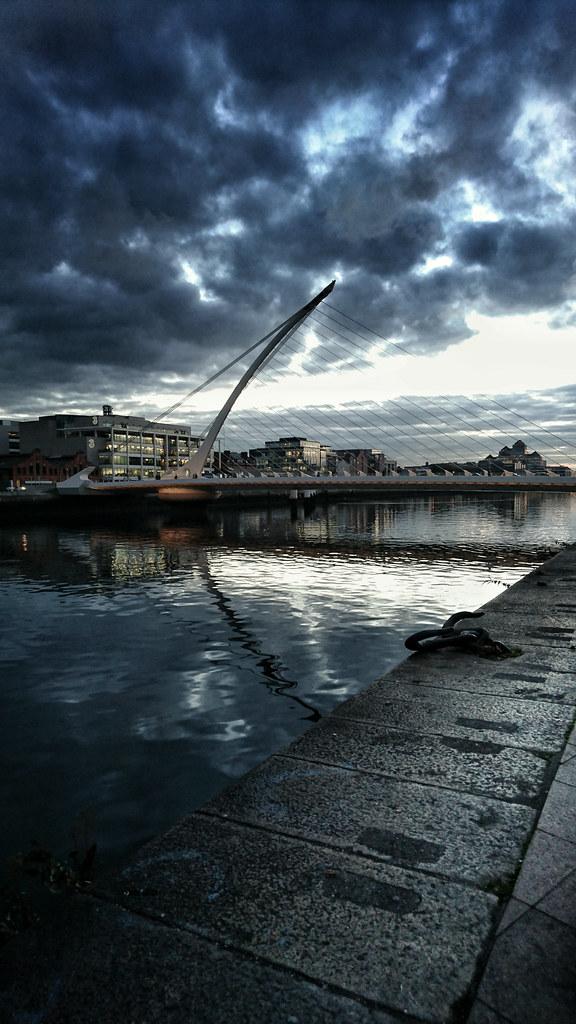 Xperia Z5 compact camera sample - Dublin, Ireland